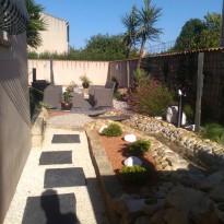 Création de jardins secs